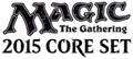 Magic 2015 Core Set Logo